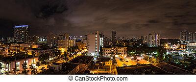 Miami Beach Panorama