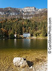Lago di Cei - Trentino Alto Adige Italy - Lago di Cei (Cei...