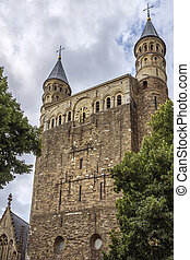 Basilica of Our Lady - Maastricht - Netherlands - Basilica...