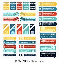 Info graphic Templates for Business Vector Illustration