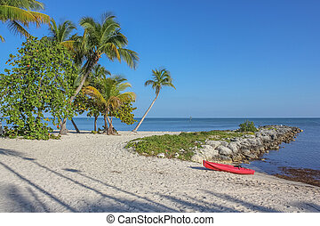 Key West Rest Beach - Rest Beach in Key West, Florida,...