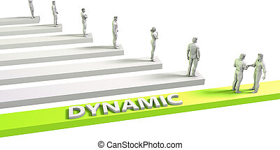 Dynamic Mindset for a Successful Business Concept