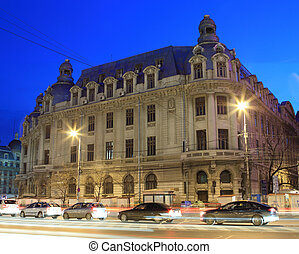 Bucharest University