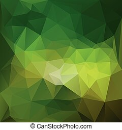 Triangle abstract background for your design in vector graphics.