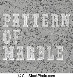 Gray vector abstract background with marble pattern