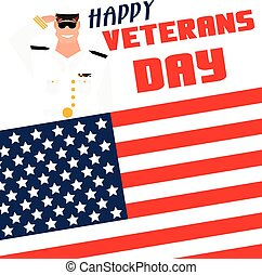 Veterans day background. - Happy veterans day card template....