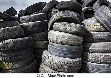 Tires Heap. Used Tyres.