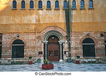 Byzantine orthodox church of God's holy Sophia at...