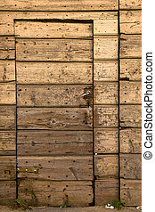 sumirago abstract curch closed wood lombardy - sumirago...