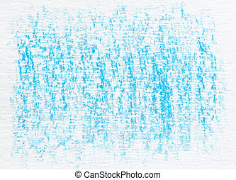 crayon background - painted on watercolor paper crayon...