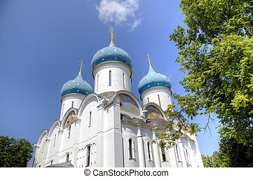 Cathedral of the Assumption of the Blessed Virgin Mary. Holy...