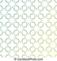 Abstract geometric shape pattern background. Minimal pattern...