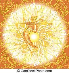 7 CHAKRAS Vishuddha - Chakra Vishuddha icon, ayurvedic...