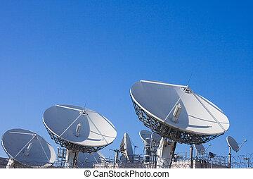 Uplink facility - TV uplink