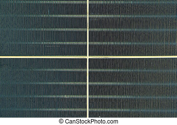 pattern metal grille - metal grille isolated on black