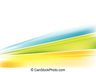 Abstract corporate backdrop with multicolored stripes