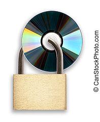 data security - digital data security concept