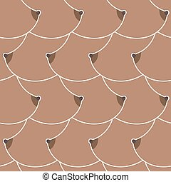 Breasts African American pattern. boobs texture. bosom...