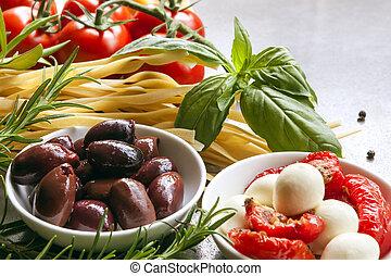 alimento, italiano