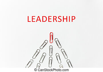 Business leadership concept