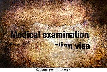 medico, esame