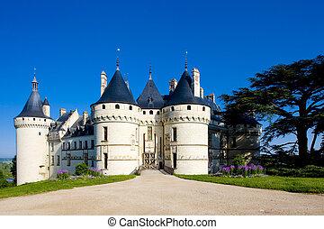Chaumont-sur-Loire Castle, Centre, France