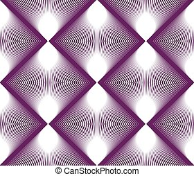 Geometric colorful stripy seamless pattern, bright vector...