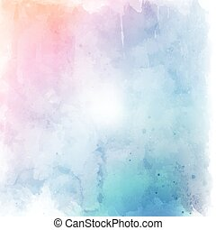 pastel grunge background 0908 - Pastel grunge watercolor...