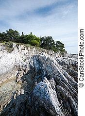 Porec, Istra, Croatia - Photo of Adriatic Sea in Porec,...