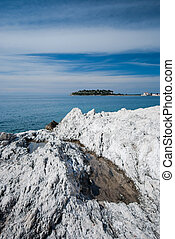 Porec, Istra, Croatia - Photo of Adriatic Sea in Porec,...