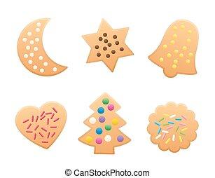 Christmas Cookies Variations - Christmas cookies variation -...