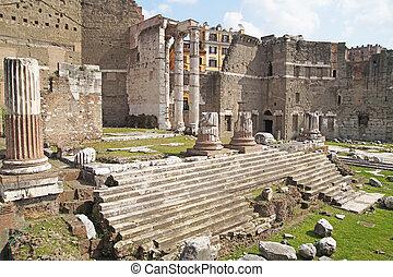 archeology Rome