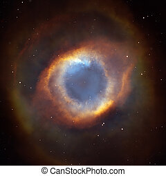 Helix Nebula is nebulae located in the constellation...