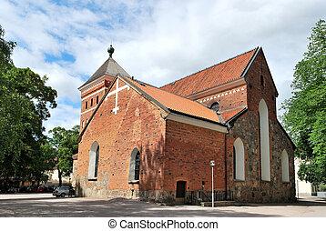 Helga Trefaldighets Kyrka - Church Helga Trefaldighets...