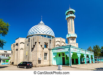 Central mosque of Bishkek, Kyrgyzstan - Central mosque of...