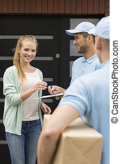 Proffesional courier company - Professional courier company...