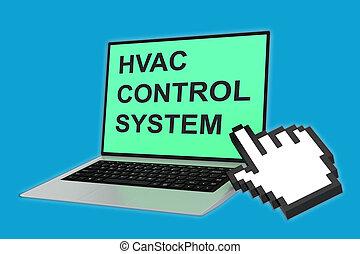 HVAC Control System concept