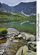 The Seven Rila Lakes, Bulgaria - Amazing view of The Twin...