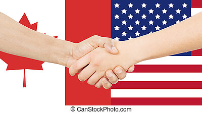 International business - Canada - USA