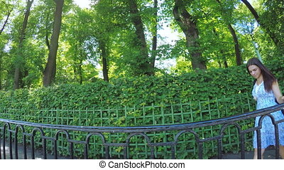 Green rooms Summer Garden - Summer Garden in St. Petersburg...