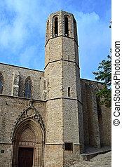 Templos religiosos - Iglesia de Sarriá Barcelona España