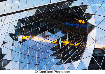 Architecture - Take a gander at a generous glass facade