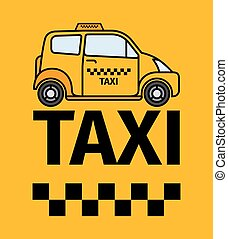 London cab taxi transport poster - London cab taxi...