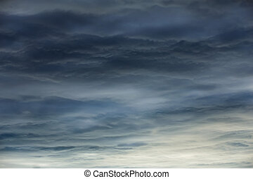 nubes, Extracto, cielo, Oscuridad, dramático, Plano de fondo