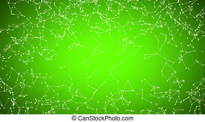 fantasy abstract background with original organic motion