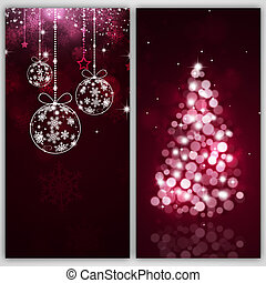 Xmas Holiday Banners