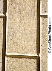 lombardy italy varese wall of a curch broke - lombardy italy...