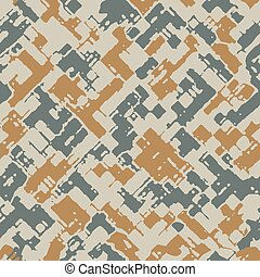 Military camouflage texture seamless background
