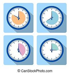 Set clock