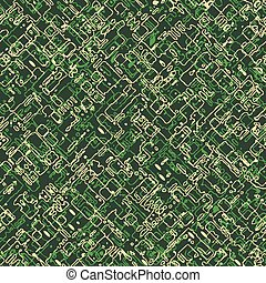 Camouflage seamless pattern. Military Army camouflage...